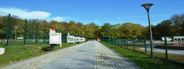 Park Miejski w Prudniku